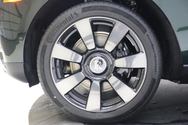 New 2020 Rolls-Royce Cullinan for sale $348,975 at Rolls-Royce Motor Cars Greenwich in Greenwich CT 06830 28