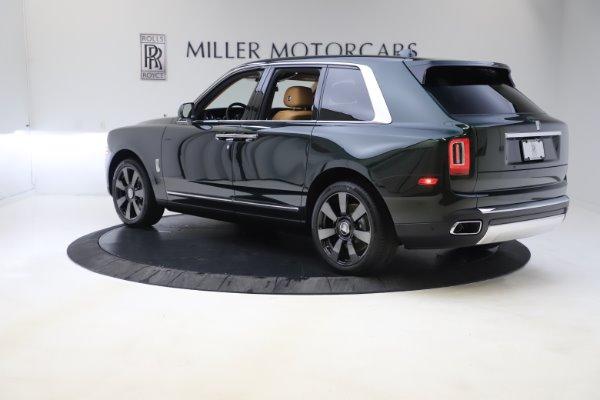 New 2020 Rolls-Royce Cullinan for sale $348,975 at Rolls-Royce Motor Cars Greenwich in Greenwich CT 06830 4