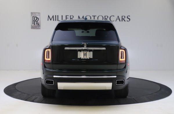 New 2020 Rolls-Royce Cullinan for sale $348,975 at Rolls-Royce Motor Cars Greenwich in Greenwich CT 06830 5
