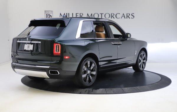 New 2020 Rolls-Royce Cullinan for sale $348,975 at Rolls-Royce Motor Cars Greenwich in Greenwich CT 06830 6