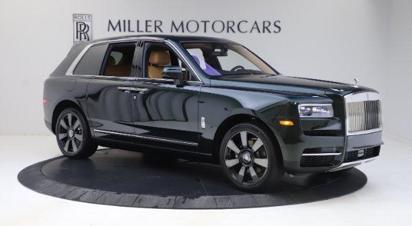 New 2020 Rolls-Royce Cullinan for sale $348,975 at Rolls-Royce Motor Cars Greenwich in Greenwich CT 06830 8