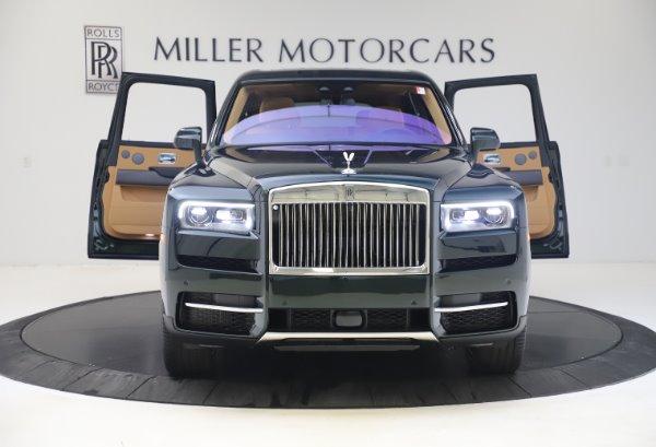 New 2020 Rolls-Royce Cullinan for sale $348,975 at Rolls-Royce Motor Cars Greenwich in Greenwich CT 06830 9