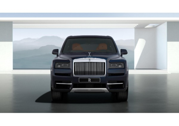 New 2020 Rolls-Royce Cullinan for sale Sold at Rolls-Royce Motor Cars Greenwich in Greenwich CT 06830 2