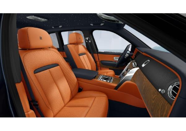 New 2020 Rolls-Royce Cullinan for sale Sold at Rolls-Royce Motor Cars Greenwich in Greenwich CT 06830 8