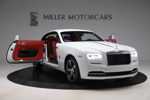 New 2020 Rolls-Royce Wraith for sale Sold at Rolls-Royce Motor Cars Greenwich in Greenwich CT 06830 10