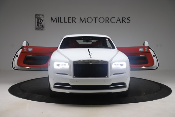 New 2020 Rolls-Royce Wraith for sale $392,325 at Rolls-Royce Motor Cars Greenwich in Greenwich CT 06830 11