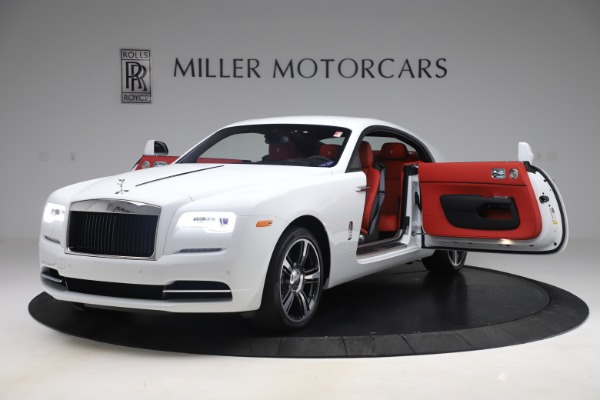 New 2020 Rolls-Royce Wraith for sale Sold at Rolls-Royce Motor Cars Greenwich in Greenwich CT 06830 12
