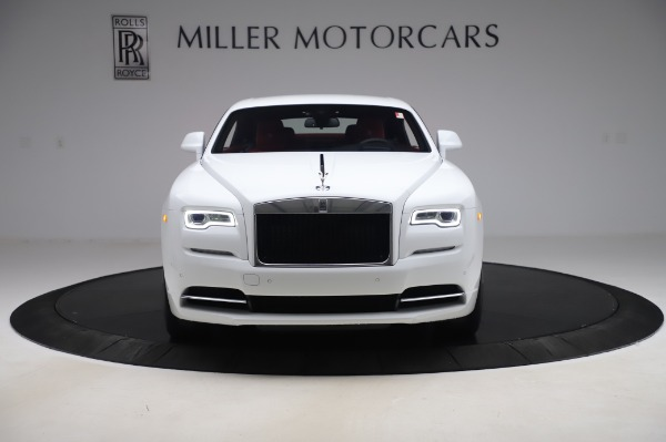 New 2020 Rolls-Royce Wraith for sale Sold at Rolls-Royce Motor Cars Greenwich in Greenwich CT 06830 2