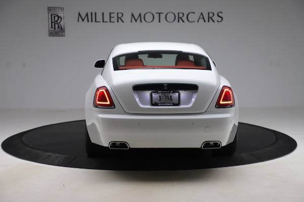 New 2020 Rolls-Royce Wraith for sale $392,325 at Rolls-Royce Motor Cars Greenwich in Greenwich CT 06830 5