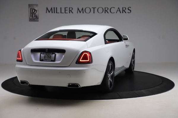 New 2020 Rolls-Royce Wraith for sale $392,325 at Rolls-Royce Motor Cars Greenwich in Greenwich CT 06830 6