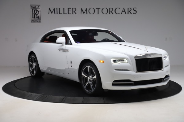New 2020 Rolls-Royce Wraith for sale Sold at Rolls-Royce Motor Cars Greenwich in Greenwich CT 06830 9