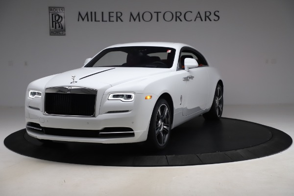New 2020 Rolls-Royce Wraith for sale Sold at Rolls-Royce Motor Cars Greenwich in Greenwich CT 06830 1