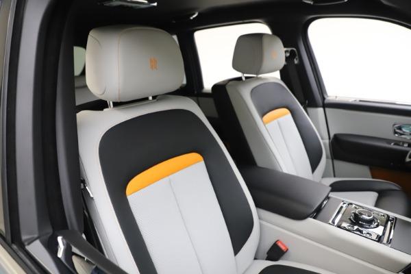 New 2020 Rolls-Royce Cullinan for sale Sold at Rolls-Royce Motor Cars Greenwich in Greenwich CT 06830 10