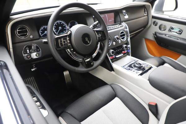 New 2020 Rolls-Royce Cullinan for sale Sold at Rolls-Royce Motor Cars Greenwich in Greenwich CT 06830 13