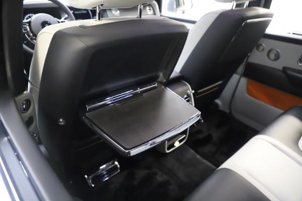 New 2020 Rolls-Royce Cullinan for sale Sold at Rolls-Royce Motor Cars Greenwich in Greenwich CT 06830 15