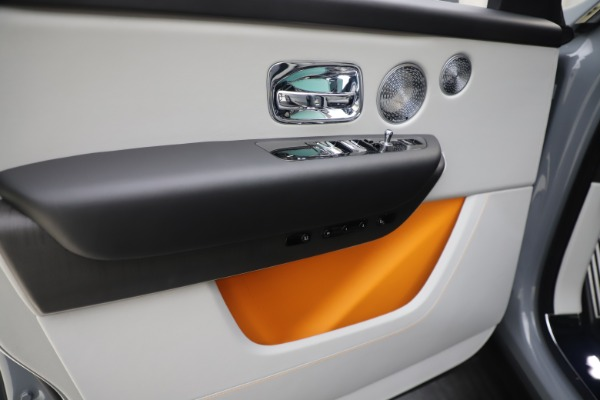 New 2020 Rolls-Royce Cullinan for sale Sold at Rolls-Royce Motor Cars Greenwich in Greenwich CT 06830 18