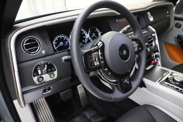 New 2020 Rolls-Royce Cullinan for sale Sold at Rolls-Royce Motor Cars Greenwich in Greenwich CT 06830 19