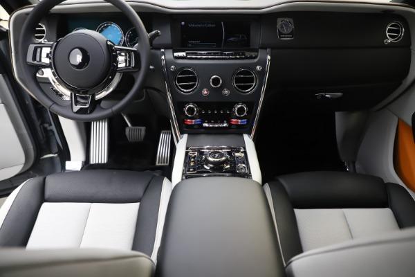 New 2020 Rolls-Royce Cullinan for sale Sold at Rolls-Royce Motor Cars Greenwich in Greenwich CT 06830 25