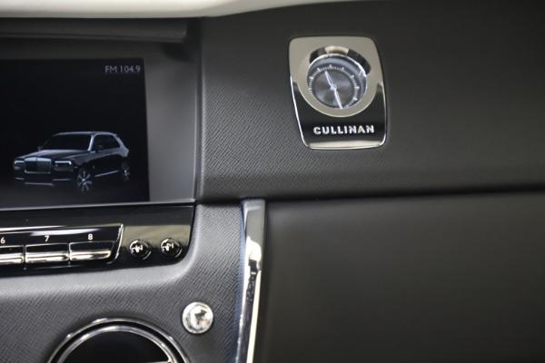 New 2020 Rolls-Royce Cullinan for sale Sold at Rolls-Royce Motor Cars Greenwich in Greenwich CT 06830 26