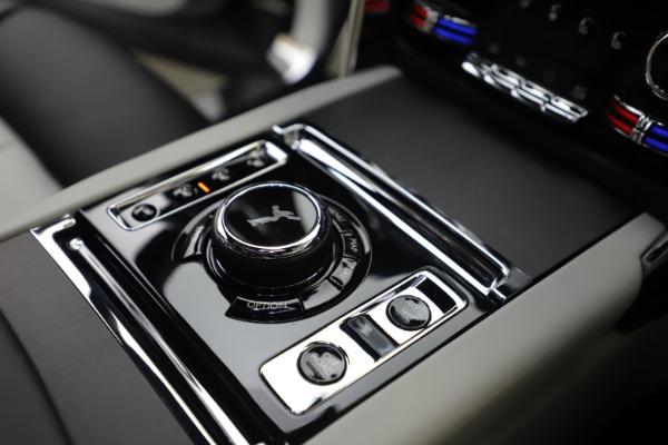 New 2020 Rolls-Royce Cullinan for sale Sold at Rolls-Royce Motor Cars Greenwich in Greenwich CT 06830 27