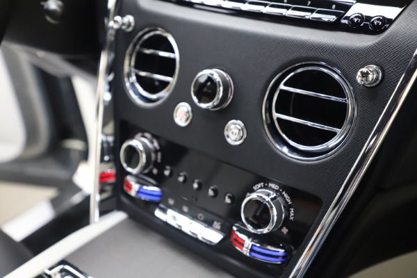 New 2020 Rolls-Royce Cullinan for sale Sold at Rolls-Royce Motor Cars Greenwich in Greenwich CT 06830 28