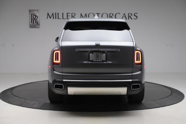 New 2020 Rolls-Royce Cullinan for sale Sold at Rolls-Royce Motor Cars Greenwich in Greenwich CT 06830 5