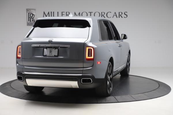 New 2020 Rolls-Royce Cullinan for sale Sold at Rolls-Royce Motor Cars Greenwich in Greenwich CT 06830 6