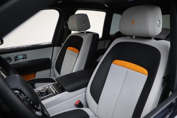 New 2020 Rolls-Royce Cullinan for sale Sold at Rolls-Royce Motor Cars Greenwich in Greenwich CT 06830 9