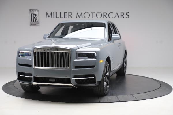 New 2020 Rolls-Royce Cullinan for sale Sold at Rolls-Royce Motor Cars Greenwich in Greenwich CT 06830 1