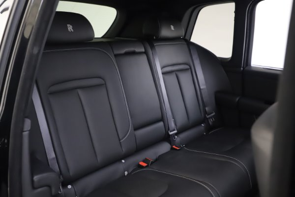 New 2020 Rolls-Royce Cullinan for sale Sold at Rolls-Royce Motor Cars Greenwich in Greenwich CT 06830 13