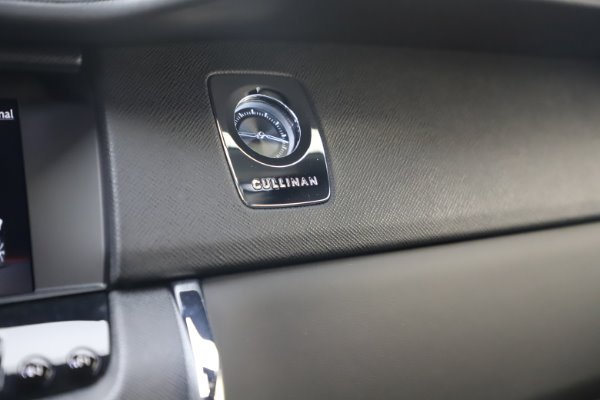 New 2020 Rolls-Royce Cullinan for sale Sold at Rolls-Royce Motor Cars Greenwich in Greenwich CT 06830 19