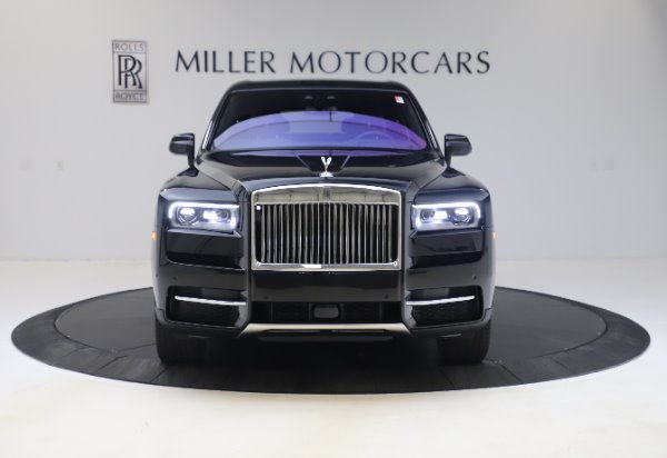 New 2020 Rolls-Royce Cullinan for sale Sold at Rolls-Royce Motor Cars Greenwich in Greenwich CT 06830 2