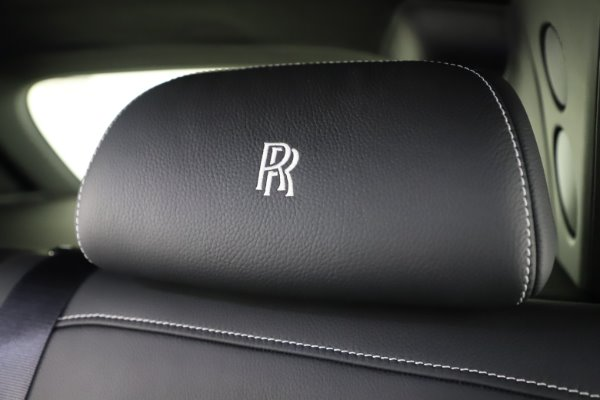 New 2020 Rolls-Royce Cullinan for sale Sold at Rolls-Royce Motor Cars Greenwich in Greenwich CT 06830 20