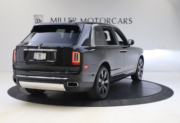 New 2020 Rolls-Royce Cullinan for sale Sold at Rolls-Royce Motor Cars Greenwich in Greenwich CT 06830 6