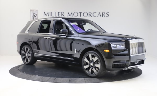 New 2020 Rolls-Royce Cullinan for sale Sold at Rolls-Royce Motor Cars Greenwich in Greenwich CT 06830 8