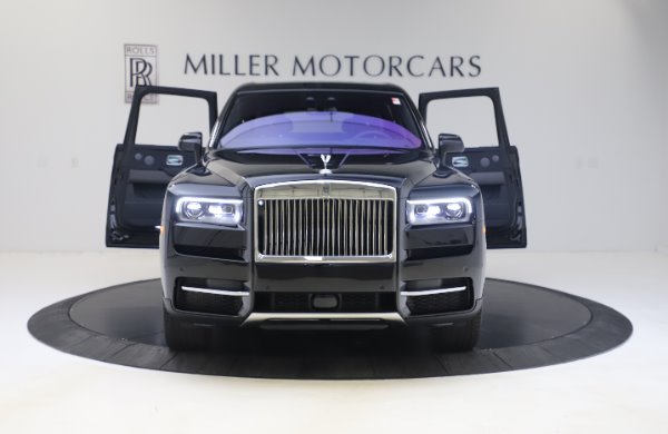 New 2020 Rolls-Royce Cullinan for sale Sold at Rolls-Royce Motor Cars Greenwich in Greenwich CT 06830 9