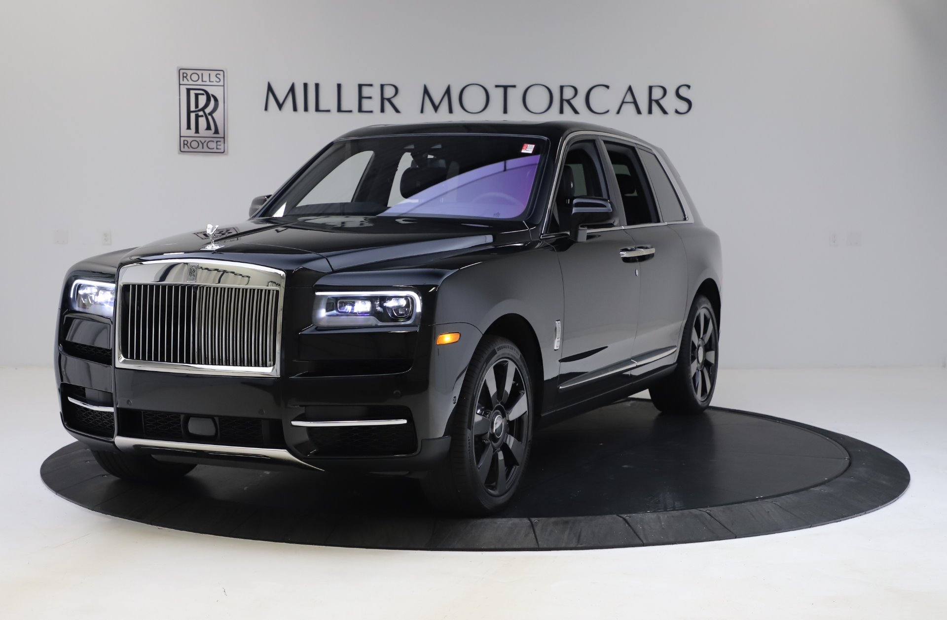 New 2020 Rolls-Royce Cullinan for sale Sold at Rolls-Royce Motor Cars Greenwich in Greenwich CT 06830 1