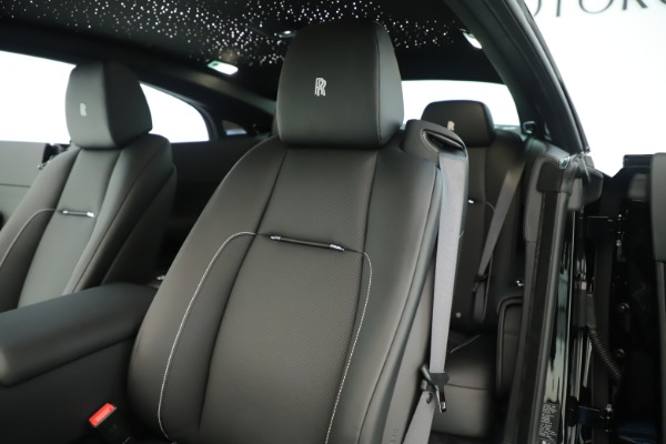 New 2020 Rolls-Royce Wraith Black Badge for sale Sold at Rolls-Royce Motor Cars Greenwich in Greenwich CT 06830 13