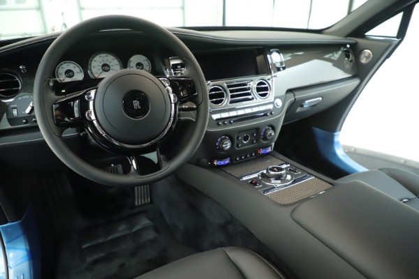 New 2020 Rolls-Royce Wraith Black Badge for sale Sold at Rolls-Royce Motor Cars Greenwich in Greenwich CT 06830 15