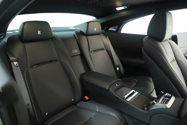 New 2020 Rolls-Royce Wraith Black Badge for sale Sold at Rolls-Royce Motor Cars Greenwich in Greenwich CT 06830 17