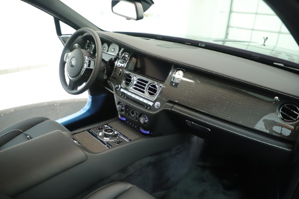 New 2020 Rolls-Royce Wraith Black Badge for sale Sold at Rolls-Royce Motor Cars Greenwich in Greenwich CT 06830 18
