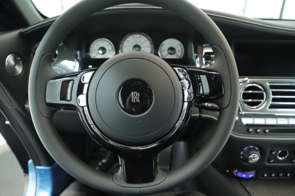 New 2020 Rolls-Royce Wraith Black Badge for sale Sold at Rolls-Royce Motor Cars Greenwich in Greenwich CT 06830 19