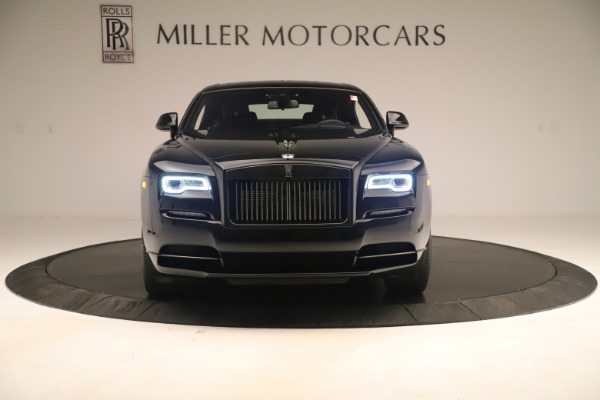 New 2020 Rolls-Royce Wraith Black Badge for sale Sold at Rolls-Royce Motor Cars Greenwich in Greenwich CT 06830 2