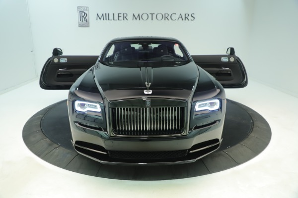 New 2020 Rolls-Royce Wraith Black Badge for sale Sold at Rolls-Royce Motor Cars Greenwich in Greenwich CT 06830 20