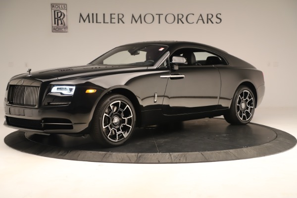 New 2020 Rolls-Royce Wraith Black Badge for sale Sold at Rolls-Royce Motor Cars Greenwich in Greenwich CT 06830 3