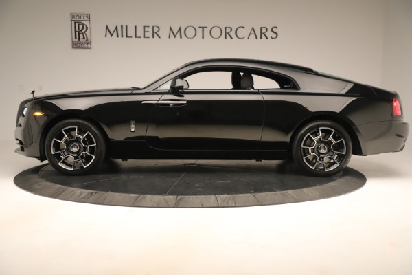 New 2020 Rolls-Royce Wraith Black Badge for sale Sold at Rolls-Royce Motor Cars Greenwich in Greenwich CT 06830 4