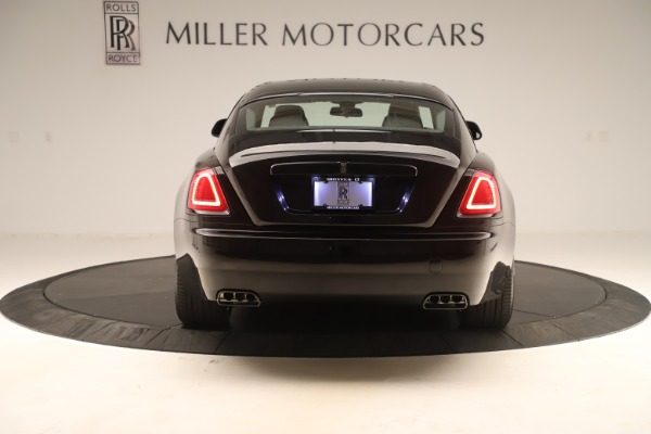 New 2020 Rolls-Royce Wraith Black Badge for sale Sold at Rolls-Royce Motor Cars Greenwich in Greenwich CT 06830 6