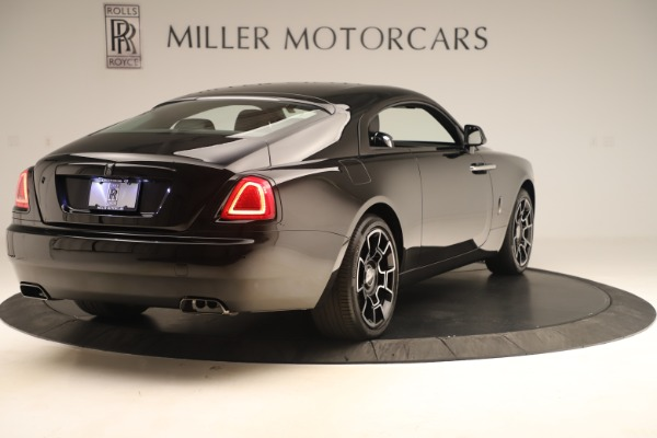 New 2020 Rolls-Royce Wraith Black Badge for sale Sold at Rolls-Royce Motor Cars Greenwich in Greenwich CT 06830 7