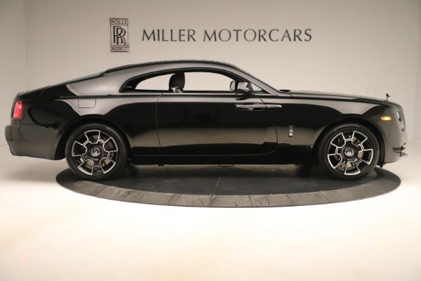 New 2020 Rolls-Royce Wraith Black Badge for sale Sold at Rolls-Royce Motor Cars Greenwich in Greenwich CT 06830 8