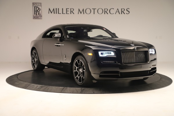 New 2020 Rolls-Royce Wraith Black Badge for sale Sold at Rolls-Royce Motor Cars Greenwich in Greenwich CT 06830 9